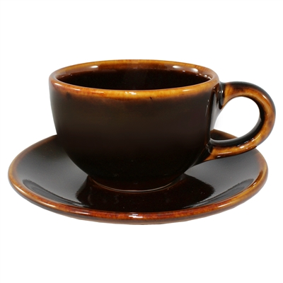Good Earth Espresso Cup & Saucer