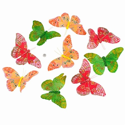 Butterfly Garland Summer