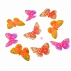 Summer Sunset Butterfly Garland