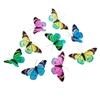 Butterfly Multicolor Garland