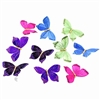Royal Jewels w/ Glitter Butterfly Garland