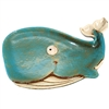 Wesley the Whale Ceramic Plate