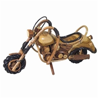Motorcycle Wood