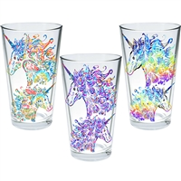 Unicorn Water Glass