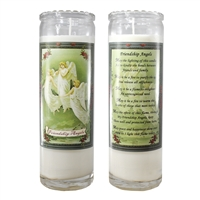 Friendship Angels Candle Jar
