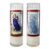 Prosperity Angel Candle Jar