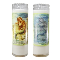 Mermaid Revelation Candle Jar
