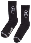 Sourpuss Coffin Crew Socks