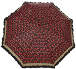 Sourpuss Cherries Umbrella