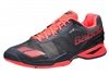 Babolat Jet All Court Men's Tennis Shoes Grey/Red