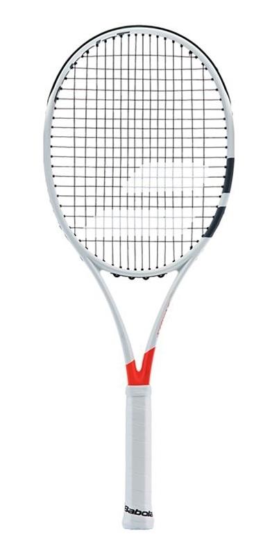 Babolat Pure Strike 18x20 Tennis Racquet New White