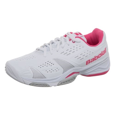Babolat SFX Team All Court Women's Tennis Shoes White/Pink