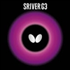 Butterfly Sriver G3 Table Tennis Rubber