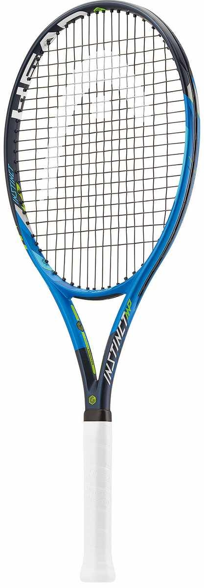 "Head Graphene Touch Instinct Power Tennis Racquet Grip Size 4 3//8/"""