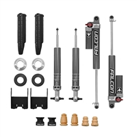 2015-2019 F150 Falcon Sport Tow/Haul Shock Leveling System