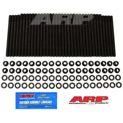 ARP Head Stud Kit - 1993-2002 Ford 7.3L ARP2000 Head Stud Kit - Black Oxide