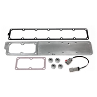 Banks 42714 Billet Grid Heater Delete Kit 13-18 6.7L Ram Cummins