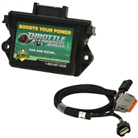 BD Throttle Sensitivity Booster 07-18 Cummins | 11-18 Powerstroke | 014-18 EcoDiesel