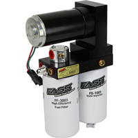 FASS Titanium Signature Series Fuel Lift Pump 125GPH 99-07 7.3/6.0L Ford Powerstroke