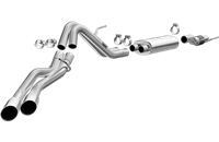 2015-2018 F150 2.7L& 3.5L EcoBoost Magnaflow Cat-Back Exhaust System - Dual Side Exit