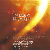 MASS OF KINDLY LIGHT audio CD