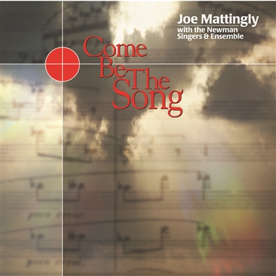 COME BE THE SONG - audio CD