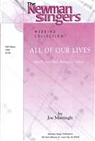 ALL OF OUR LIVES - vocal, keyboard, guitar