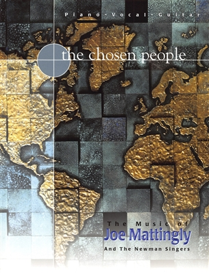THE CHOSEN PEOPLE pno/vocal/guitar