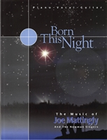 BORN THIS NIGHT - pno/vocal/guitar