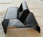 6x4 Mowers Edge Decorative full trowel for all machines
