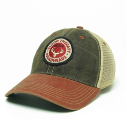Blood Therapy Patch Mesh Back Hat