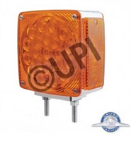 DOUBLE FACE TURN SIGNAL LED AMBER/RED (DRIVER SIDE)