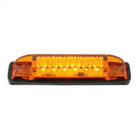 THIN LINE SEALED AMBER LED  LI