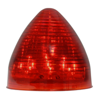 "2.5"" RED LED BEEHIVE"