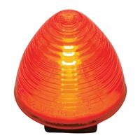 "2.5"" RED BEEHIVE LIGHT"