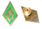 BSG Enlisted Rank Pins (set of 2) - Specialist (CF)/Corporal (CMC)