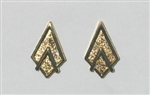 BSG Officer Rank Pins (set of 2) - Lieutenant
