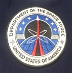 Space Force Service Patch (with velcro)