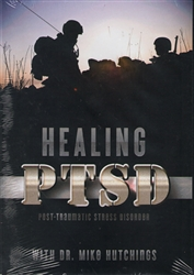 Healing PTSD DVD by Mike Hutchings
