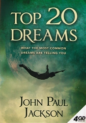 Top 20 Dreams 4 CD Teaching by John Paul Jackson