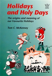 Holidays and Holy Days by Tom McKenney