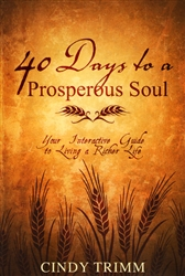 Prosperous Soul Study Guide by Cindy Trimm