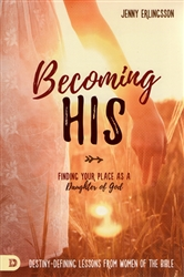 Becoming His by Jenny Erlingsson