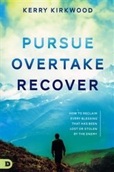 Pursue Overtake Recover by Kerry Kirkwood