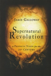 Supernatural Revolution by Jamie Galloway