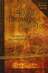 40 Days to Discovering the Real You by Cindy Trimm