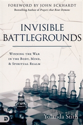 Invisible Battlegrounds by Yolanda Stith
