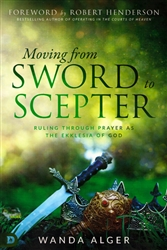 Moving from Sword to Scepter by Wanda Alger