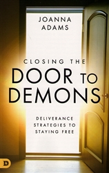 Closing the Door to Demons by Joanna Adams