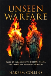Unseen Warfare by Hakeem Collins
